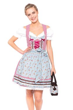Krüger Madl - Dirndl NEW STRAWBERRY_49405-9